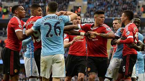 NHM tại Trung Quốc sẽ được tận mắt chứng kiến trận derby Manchester?