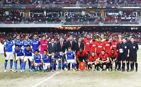 Man United gặp Kitchee FC trong lần gần nhất du đấu châu Á