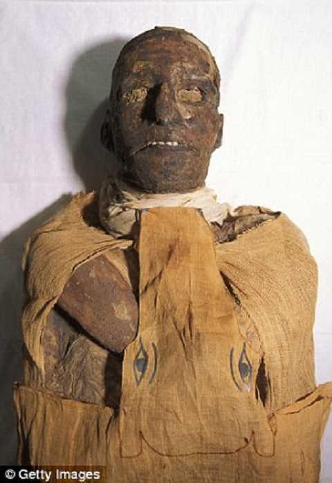 Vua Pharaonh III chết do bị ám sát
