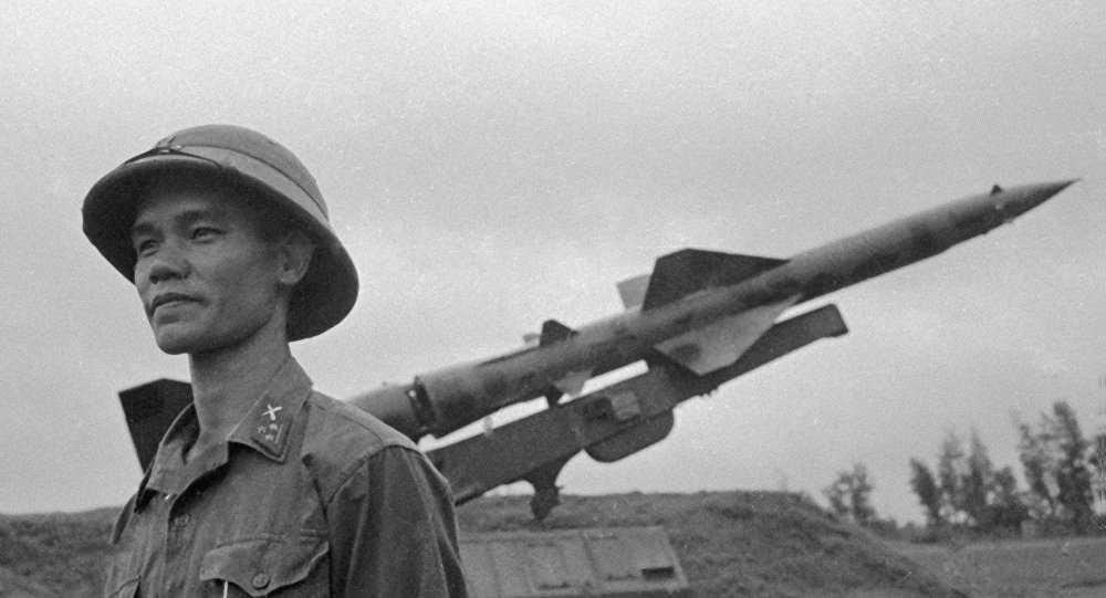Tên lửa Liên Xô ở Việt Nam