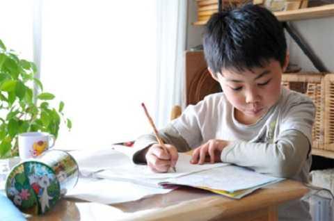 Nên tìm ra cách học và sắp xếp thời gian học hợp lý cho bé