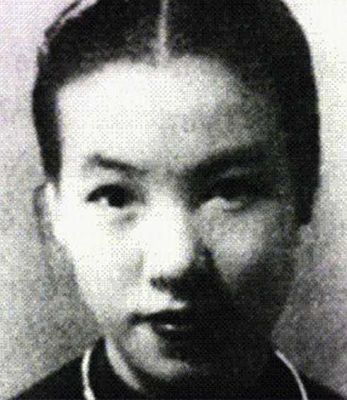 Trần Ngọc Trà, người được mệnh danh Huê hậu Nam kỳ đầu thế kỷ 20. Ảnh: Tư liệu