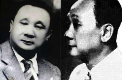Hắc - Bạch công tử, hai người tình nổi tiếng của cô Ba Trà. Ảnh: Tư liệu