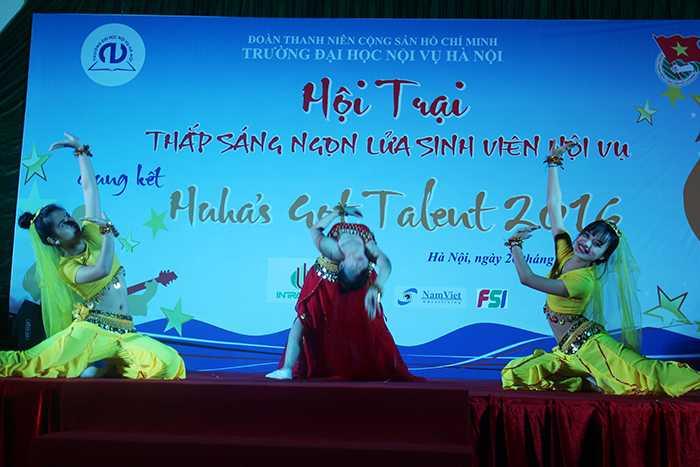 Huha's Got Talent 2016