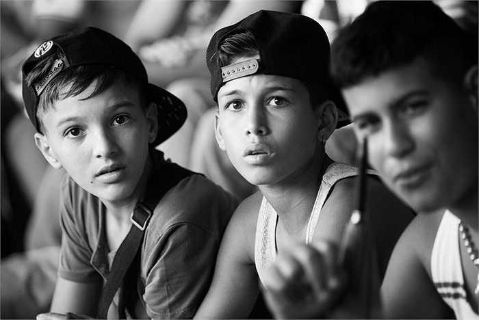 Cuba chờ đợi một lớp tài năng trẻ mới để phát triển.