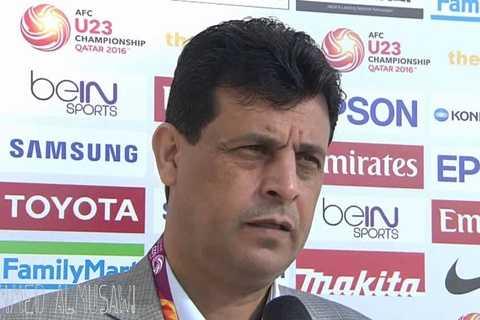 Tân HLV trưởng ĐT Iraq - Abdul Ghani Shahad