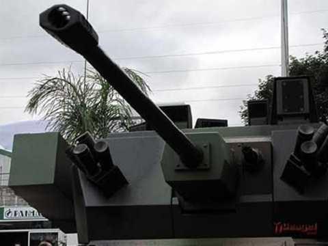 Các loại đạn dành cho đại bác CTAI 40mm.