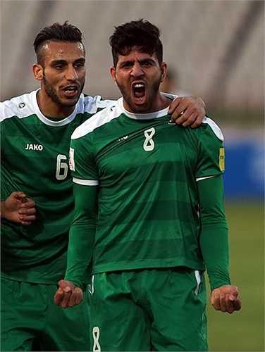 Mohanad Abdulraheem Karrar là người hùng của Iraq