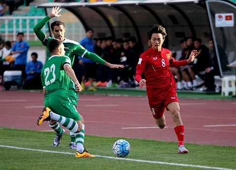 Tiếc là đội bóng áo đỏ không thể tạo nên bất ngờ thú vị nhất châu Á