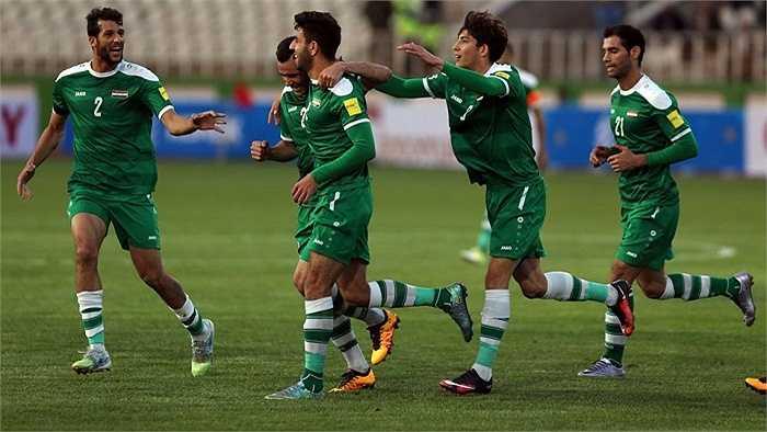 Họ chỉ cần 1 bàn thắng là đủ đi tiếp vào vòng loại thứ 3 World Cup 2018 khu vực châu Á