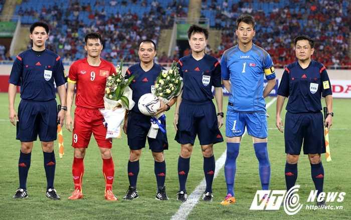 17QM - DTVN vs Trieu Tien        42