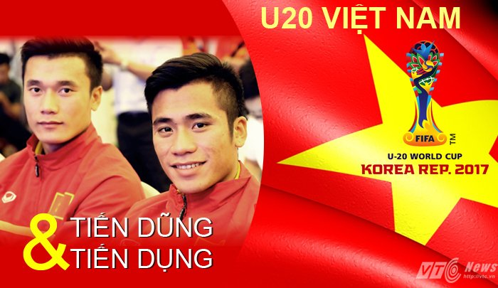 Hinh anh Cam dong tinh anh em cua 2 cau thu dac biet nhat U20 Viet Nam