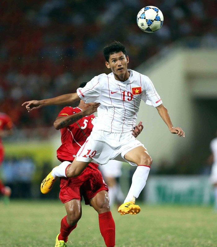 11QM - U19 VN - U19 Myanmar       24
