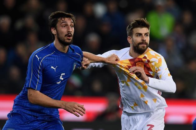 italia vs spain 2016