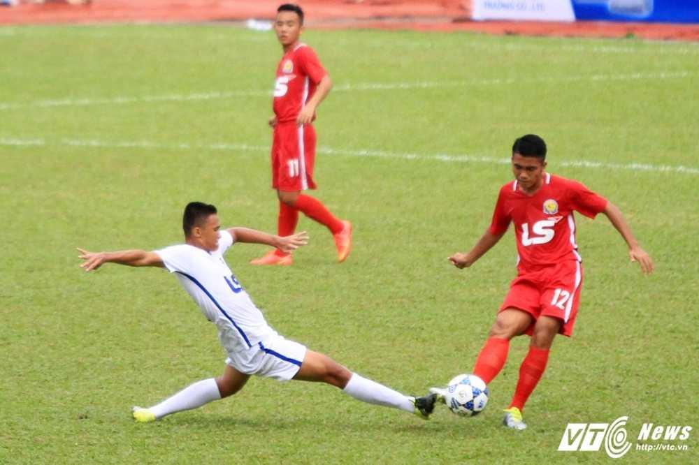 U17 Tay Ninh 1 1 U17 TPHC