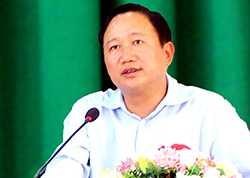 Ông Trịnh Xuân Thanh xin không tái cử chức danh Phó chủ tịch UBND tỉnh Hậu Giang. Ảnh: Cửu Long