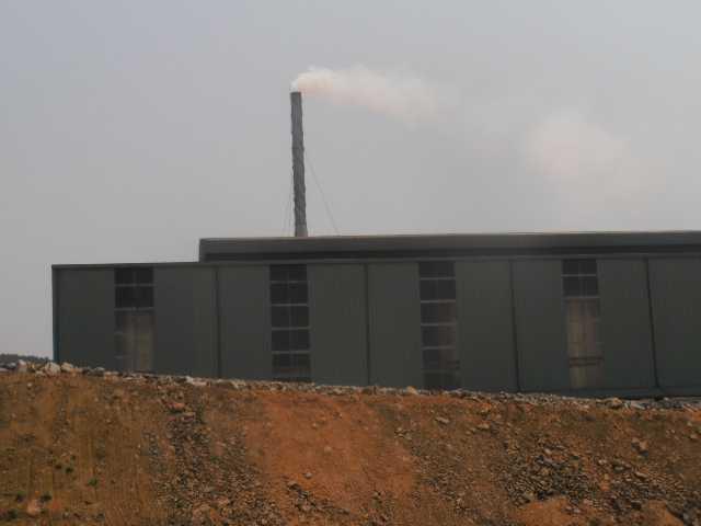 Cận cảnh nhà máy xử lý rác thải cho Formosa khiến dân phải bỏ đi - ảnh 6
