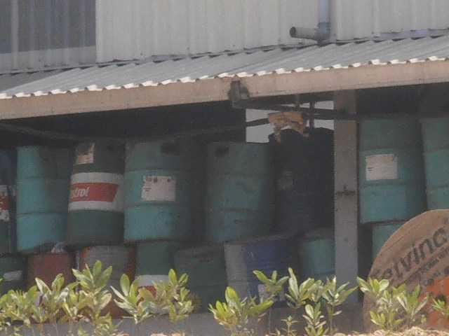 Cận cảnh nhà máy xử lý rác thải cho Formosa khiến dân phải bỏ đi - ảnh 5