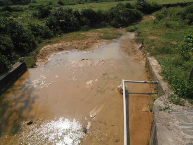 Cận cảnh nhà máy xử lý rác thải cho Formosa khiến dân phải bỏ đi - ảnh 4