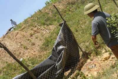 Cận cảnh nhà máy xử lý rác thải cho Formosa khiến dân phải bỏ đi - ảnh 8
