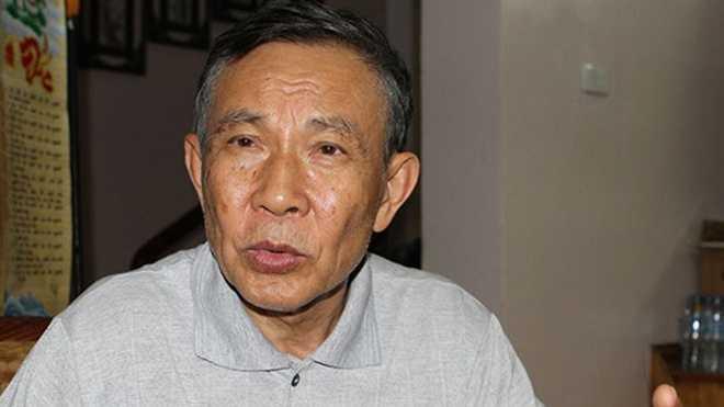 Ông Vũ Quốc Hùng, nguyên Phó chủ nhiệm Ủy ban kiểm tra Trung ương.