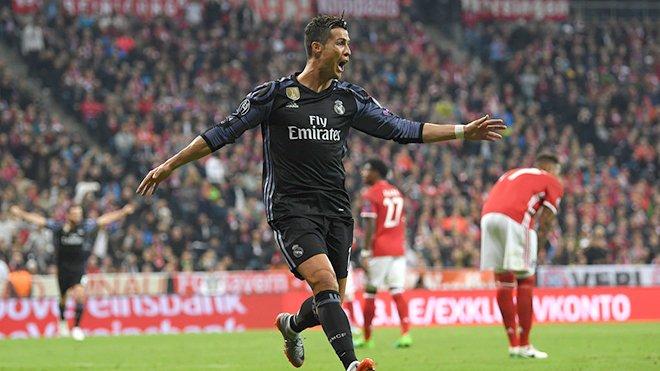 Trực tiếp Real vs Bayern