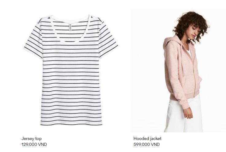 H&M sắp khai trương tại TP.HCM: Sốt xình xịch với nhiều món đồ dưới 200.000 đồng