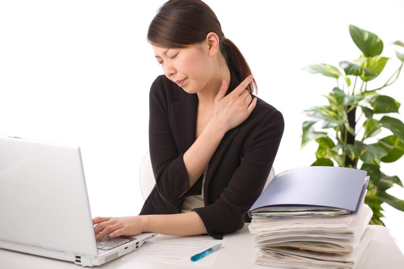 6 tư thế vàng giúp dân văn phòng ngồi máy tính cả ngày mà không bị mỏi