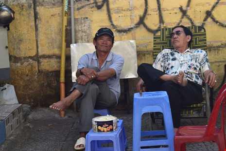 Sài Gòn thênh thanh, bình lặng trong sáng đầu năm - ảnh 8