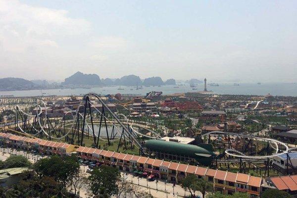 Hinh anh Quang Ninh phat 11.500 ve mien phi tham du Chuong trinh 'Ruc ro Ha Long'