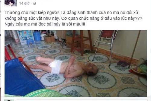 Hinh anh Su that phia sau hinh anh, thong tin to con danh bo tan nhan o Hai Phong.