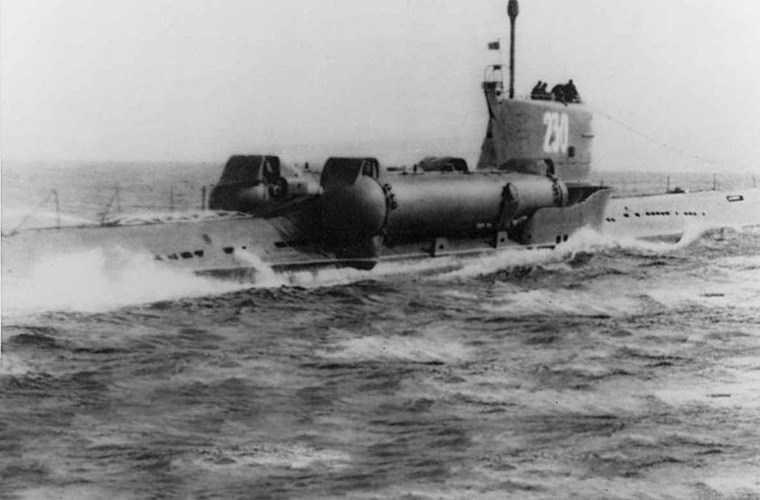 Loại tàu ngầm Việt Nam suýt nhận từ Liên Xô