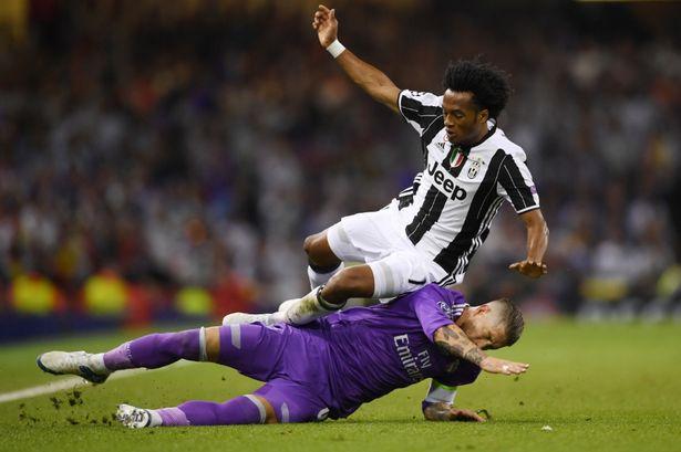 Juventus-v-Real-Madrid-UEFA-Champions-League-Final 3
