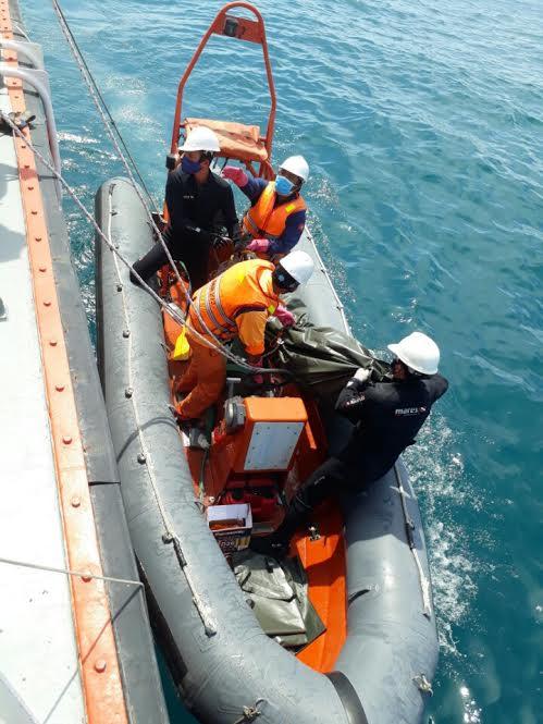 vụ chìm tàu hải thành 26 ở vũng tàu