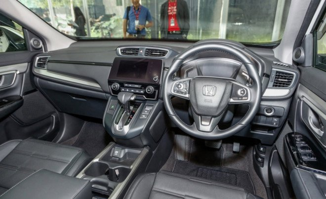 Honda CR-V 2017 co gia ban tu 33.000 USD o Malaysia hinh anh 2