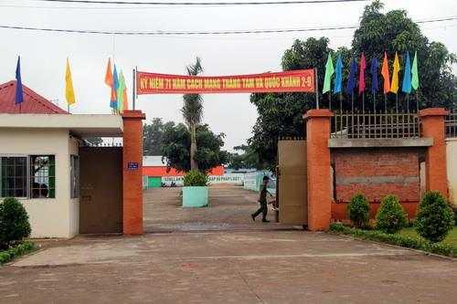 Trung tâm cai nghiện Đồng Nai hiện có khoảng gần 1.500 học viên. Đa số những người được đưa vào trung tâm đều có tiền án, tiền sự và bị bệnh HIV, lao, tâm thần…
