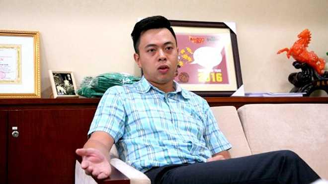 Ông Vũ Quang Hải.