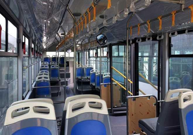 Gia ve du kien xe buyt nhanh BRT Ha Noi la 7.000 dong/luot hinh anh 2