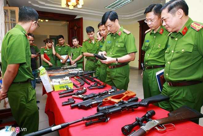 Bo Cong an mo cao diem tan cong toi pham dip Tet 2017 hinh anh 1