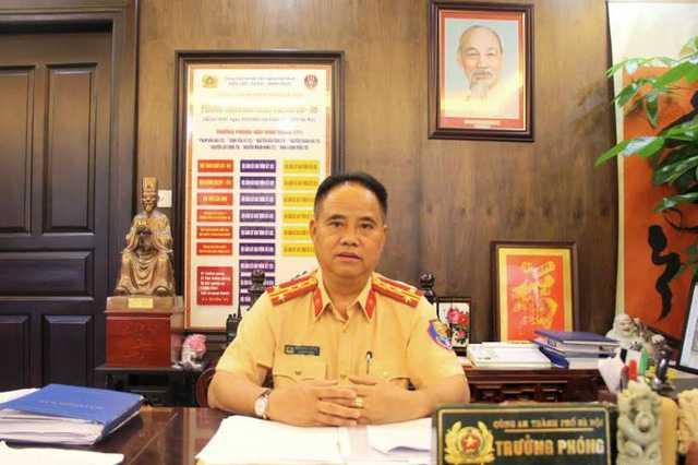 Đại tá Đào Vịnh Thắng - Trưởng phòng PC67 Hà Nội