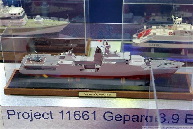 Gepard 3.9 nâng cấp khiến Formidable, DW-3000F trở thành chiến hạm hạng hai - Ảnh 1.