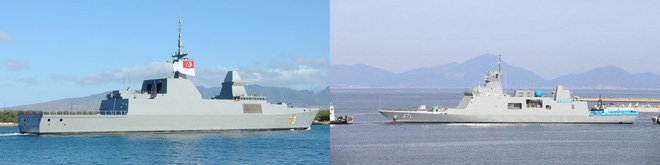 Gepard 3.9 nâng cấp khiến Formidable, DW-3000F trở thành chiến hạm hạng hai - Ảnh 2.