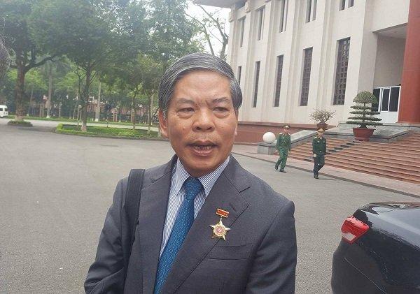 Nguyên Bộ trưởng TN&MT, Nguyễn Minh Quang, Formosa, kỷ luật, sự cố môi trường biển