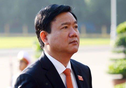 Chuyen doan dai bieu voi ong Nguyen Thien Nhan, Dinh La Thang hinh anh 1