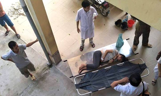 Các bệnh nhân ăn phải nấm độc dẫn đến suy thận cấp, tổn thương gan nặng.