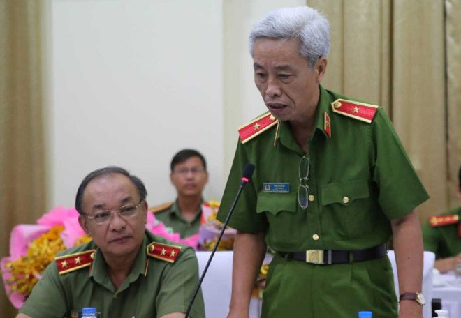 Tuong Phan Anh Minh ke chuyen trinh sat bi thuong khi pha an ma tuy hinh anh 1