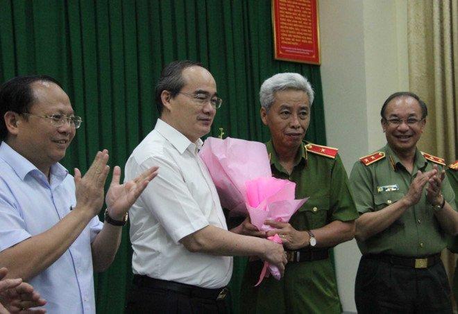 Tuong Phan Anh Minh ke chuyen trinh sat bi thuong khi pha an ma tuy hinh anh 2