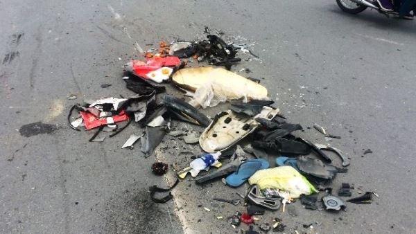 tai nạn, tai nạn giao thông, vòng xoay, Sài Gòn, hung thần