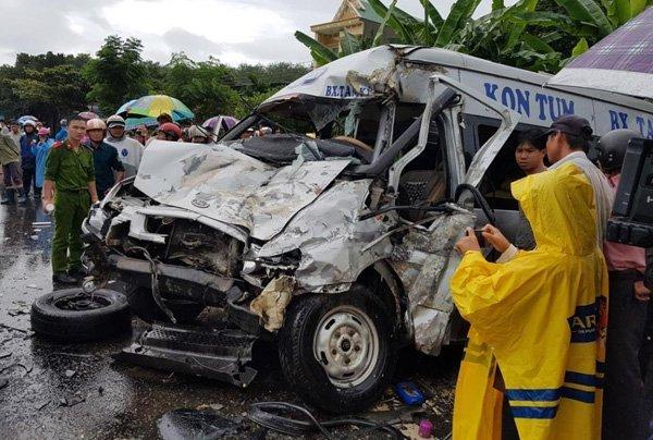 tai nạn chết người, tai nạn giao thông, phơi nhiễm HIV, Sở Y tế Kon Tum