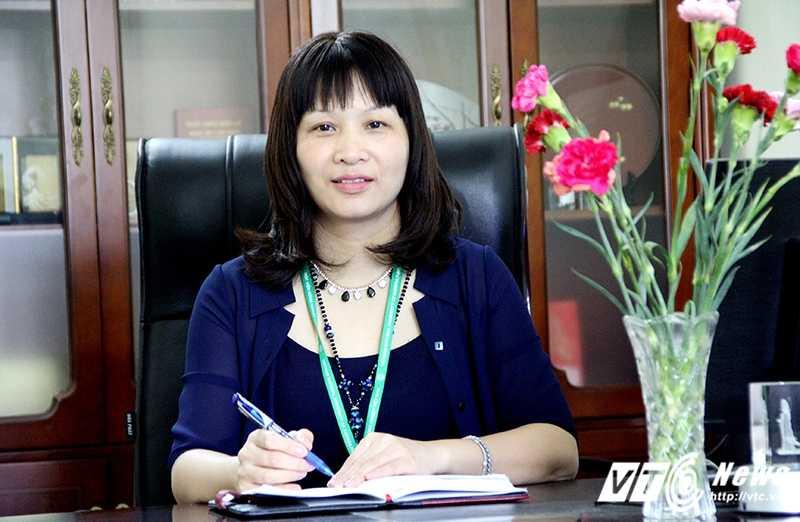 PGS.TS Nguyễn Thị Lan, Giám đốc Học viện Nông nghiệp Việt Nam